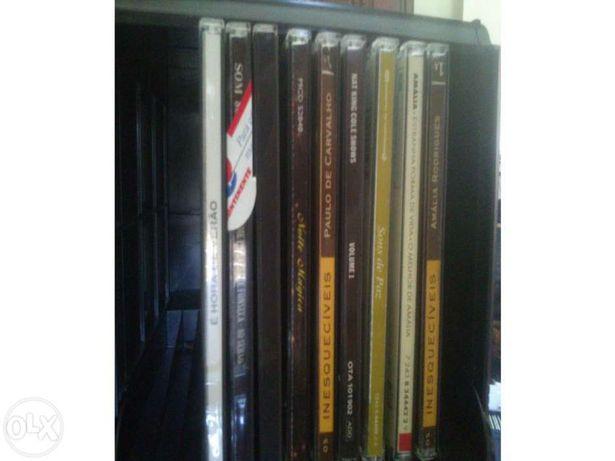 Vários CDs de musica originais