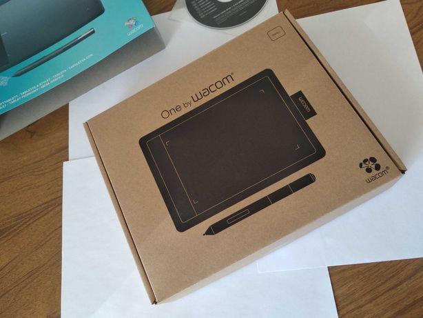 Графічний планшет One by Wacom Small (CTL-471)