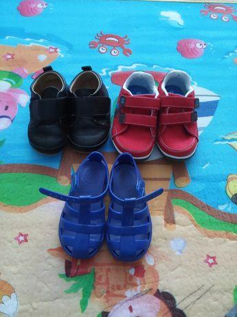 Zestaw bucików rozmiar 23