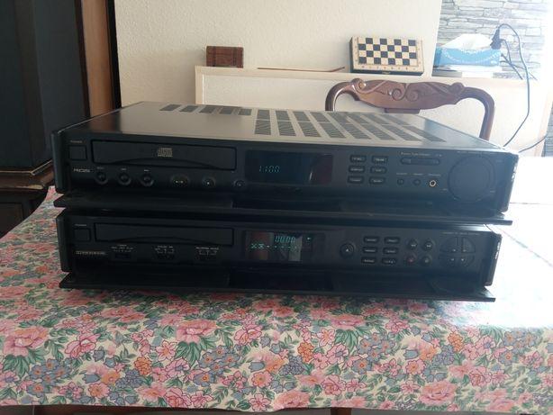 Odtwarzacz CD i kaset MARANTZ