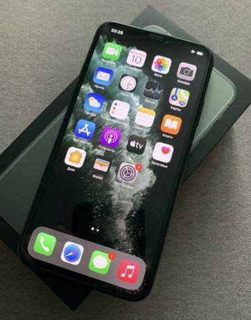Iphone 11 PRO 256гб Neverloск, Green - не 64 круче чем XR X 11 XS
