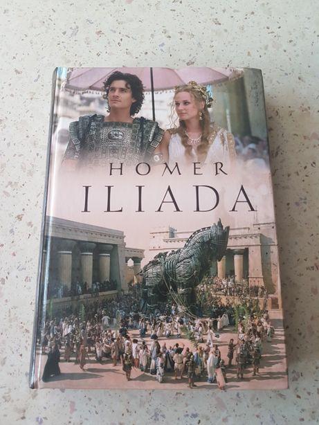 Książka Iliada Homer