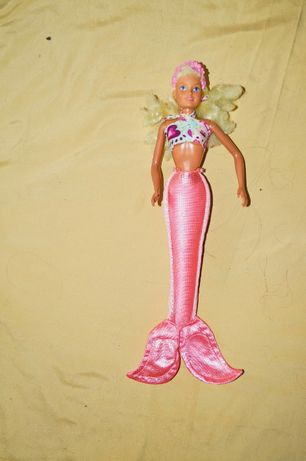 Hasbro хасбро Коллекционная винтажная кукла русалка синди по типу барб