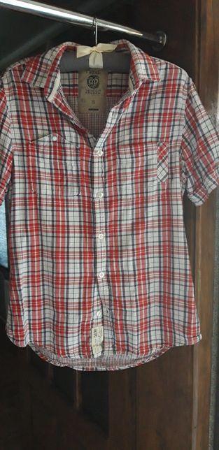 Koszula NEXT z odpinanym kapturem