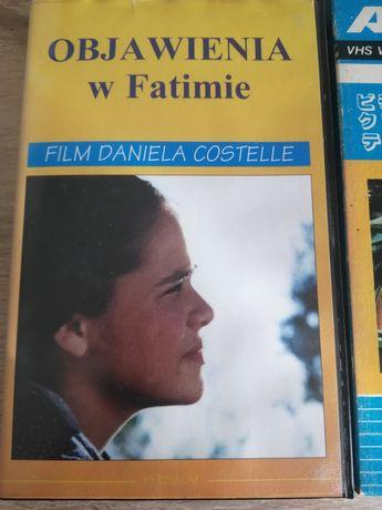 Objawienie w Fatimie kaseta VHS plus gratis