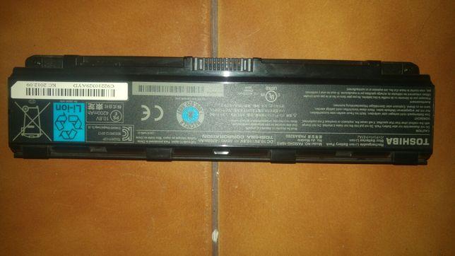 Bateria Toshiba L875 używana - dobra jako zaslepka
