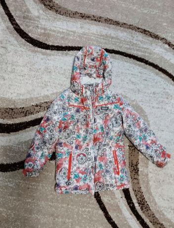 Зимняя термо куртка Brugi