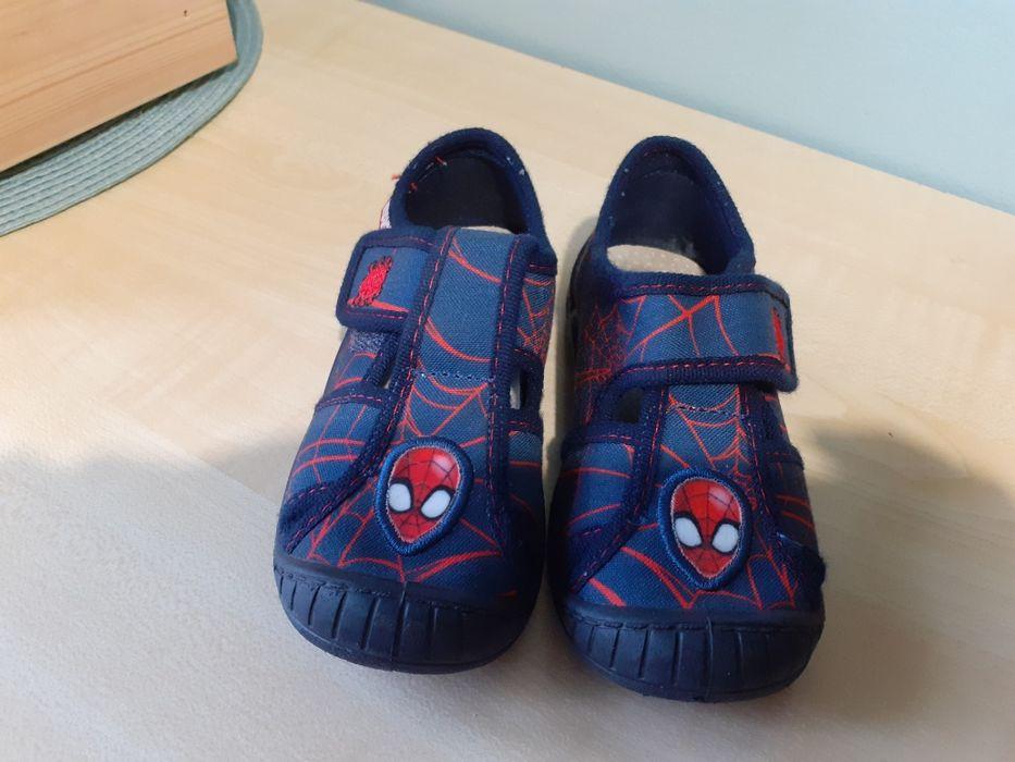 Pantofle do przedszkola marvel spiderman Przeworsk - image 1