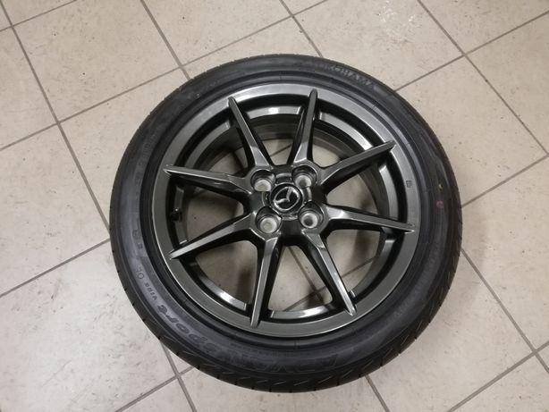 """Koła,Felgi Mazda  4x100 16"""" 6,5J ET 45 195/50/16 Yokohama Advant Sport"""