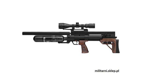 Wiatrówka PCP Kalibrgun Cricket II Tactical 60 WTC 5,5mm.