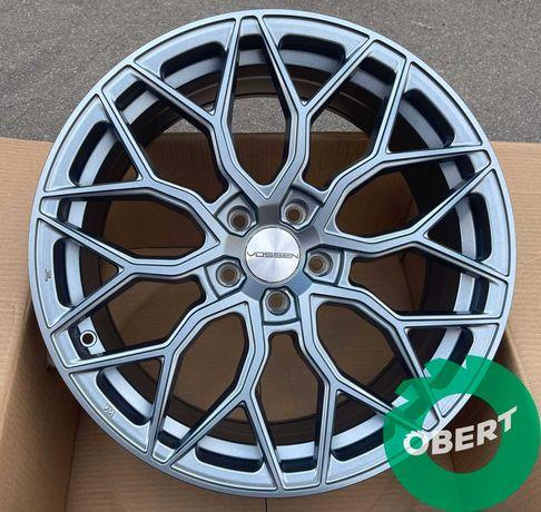 Новые диски Vossen HF2 5*112 R20 на Mercedes Benz Audi A6 A7 A8 Q7 Vw