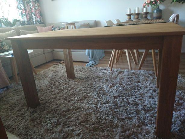 Stół drewniany debowy
