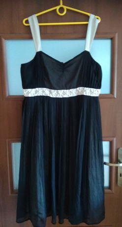 Sukienka wieczorowa letnia rozmiar 44 46