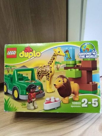 Lego 10802 safari auto plus
