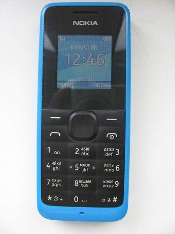 Телефон Nokia 105 в идеале