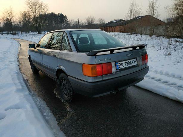 Ауді 80 б3 1991