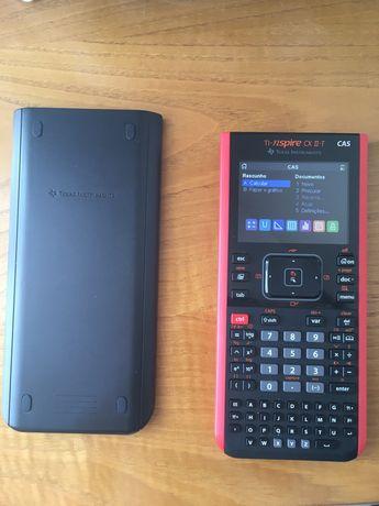 Calculadora TI-nspire CX CAS como nova