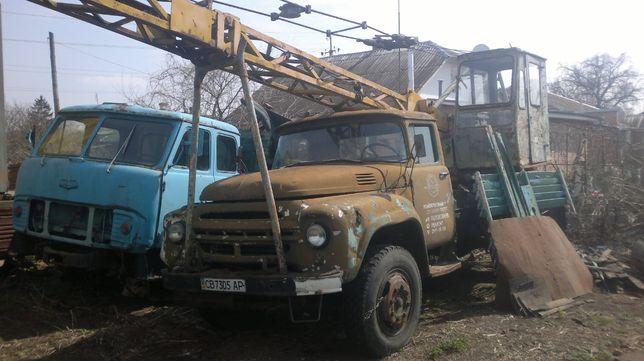зил 130 стрела кс 2561 автокран запчасти