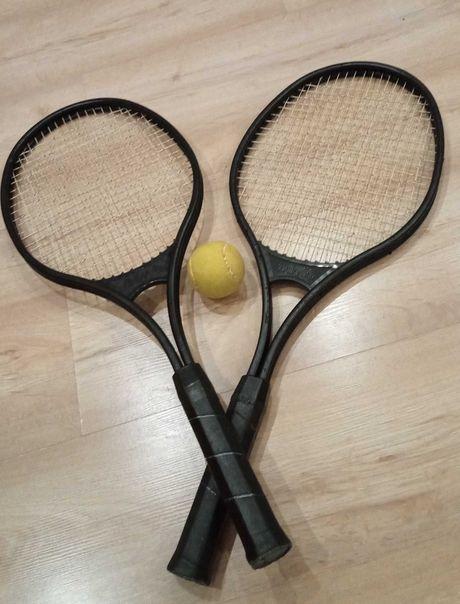 Теннис большой, теннисная ракетка, ракетка бу, бадминтон