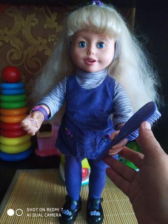 Мімічна лялька Ally.