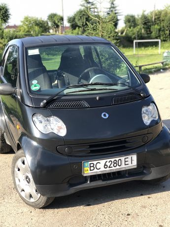 Smart ForTwo 2006р.