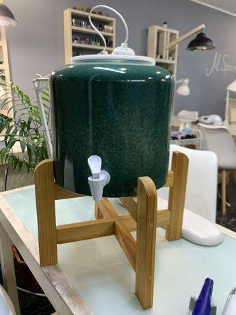 Диспенсер керамический для воды