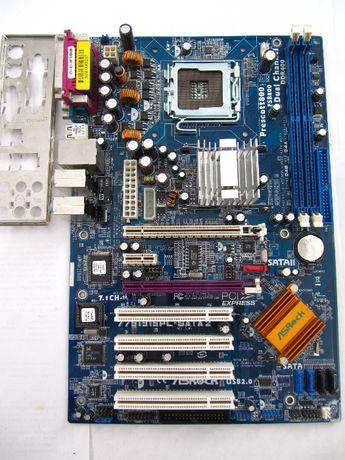 Asrock 775i915PL-Sata2, socket 775, робоча