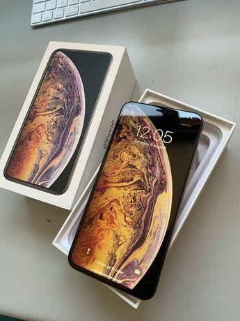 Apple iPhone XS Max 64Gb Gold - состояние нового - мощнее чем 11
