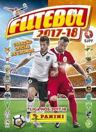 Cromos da Coleção Futebol 2017/2018