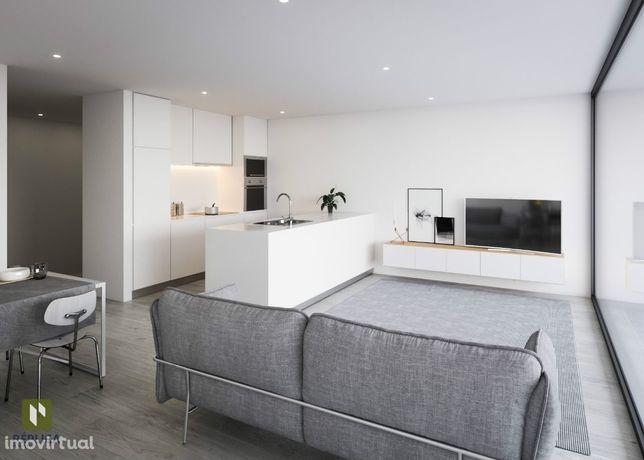 Apartamento T1 Novo na Areosa