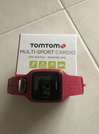 Tomtom multisport gps