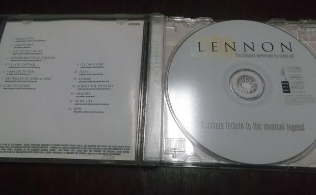 John Lennon A Unique Tribute to the Musical Legend (raro)