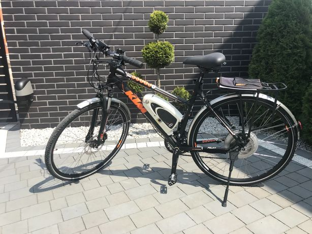 KTM rower elektryczny