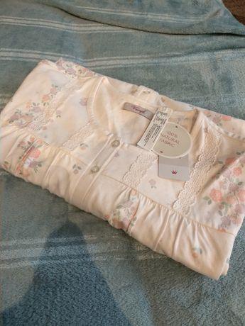 Nowa koszula piżama długa Triumph rozm 46 XXL