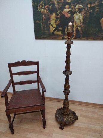 Tocheiro centenário candeeiro antigo candelabro