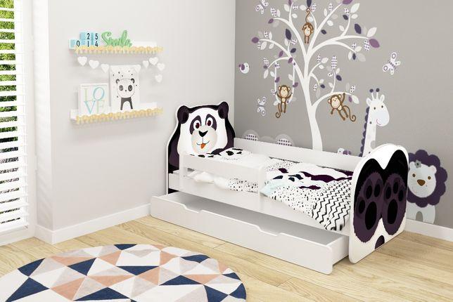 Łóżko, łóżeczko dziecięce Zwierzątko 160X80