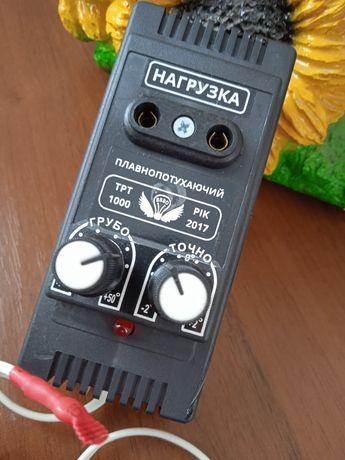 Терморегулятор для инкубатора.