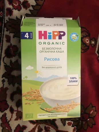 Каша рисова Hipp