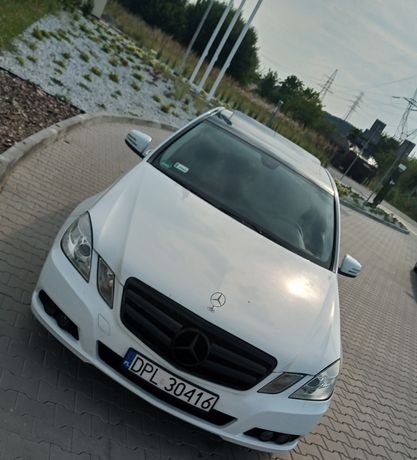 Mercedes E klasa w212  2.2Cdi Zamiana!