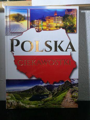 Polska Ciekawostki - ilustrowana NOWA