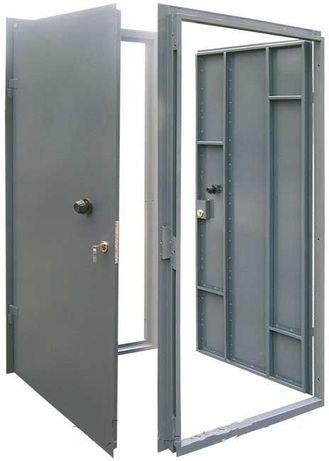 Металлические двери. Без отделки и утеплителя. Цена от 2650грн.