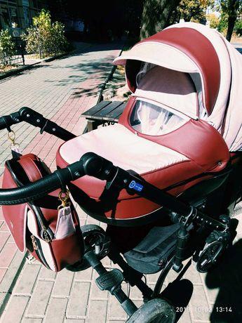 Коляска Adamex Baby Pram Deluxe