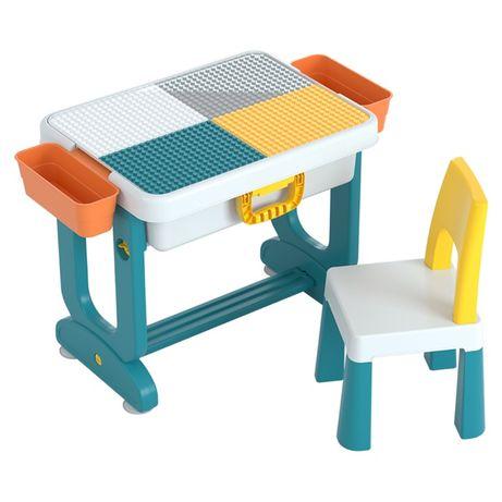 """Детский многофункциональный столик POPPET """"Трансформер 6 в 1"""" и стульч"""