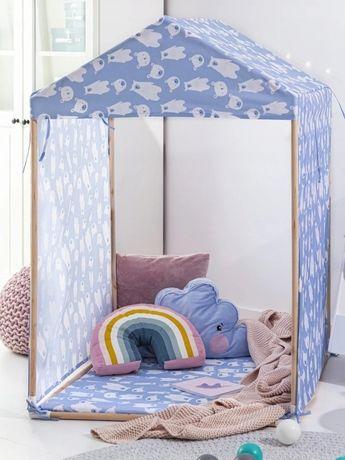 Nowy domek dla dzieci z materacem namiot tipi