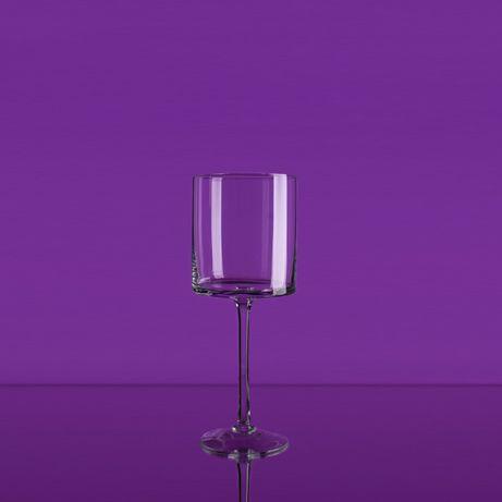 Świecznik szklany H-30 / ŚR.-12