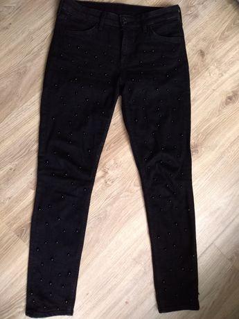 Spodnie H&M koraliki