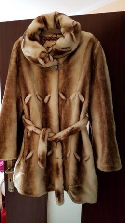 Sprzedam futro plaszcz kurtka damska