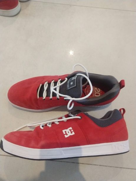 Buty DC shoes rozmiar 13 / 47 classic 20th year edition skate shoes