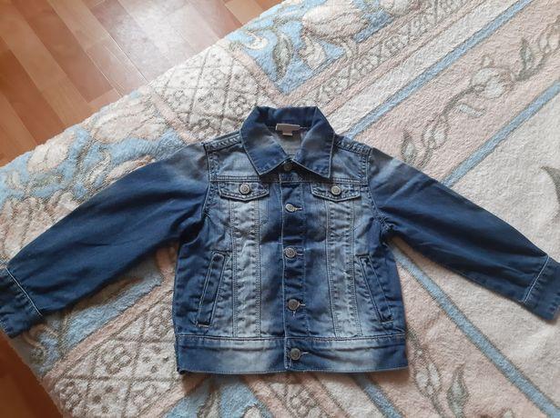 Куртка джинсовая 4года. BRUMS(Италия)