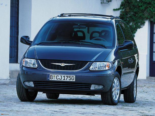 Такси Кирилловка - Межгород |Недорого| Chrysler Voyager с кондиционеро